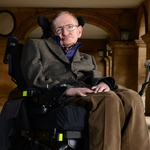 "Image for the Scientific Documentary programme ""Stephen Hawking's Science of the Future"""