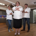 "Image for the Cookery programme ""Kitchen Superheroes"""