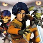 "Image for the Animation programme ""Star Wars Rebels: Spark of Rebellion"""