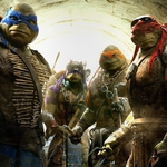 "Image for the Film programme ""Teenage Mutant Ninja Turtles"""