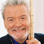 "Image for the Documentary programme ""Being James Galway"""