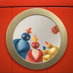 "Image for the Childrens programme ""Twirlywoos"""