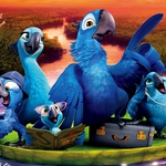 "Image for the Film programme ""Rio 2"""