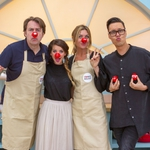 "Image for the Cookery programme ""The Great Comic Relief Bake Off"""