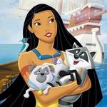"Image for the Film programme ""Pocahontas II: Journey to a New World"""