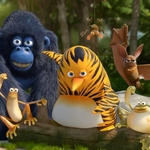 "Image for the Animation programme ""The Jungle Bunch"""