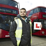 "Image for the Documentary programme ""Double Decker Driving School"""