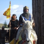 "Image for the Documentary programme ""After Bannockburn"""
