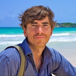 "Image for the Travel programme ""Caribbean with Simon Reeve"""