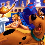 "Image for the Film programme ""Scooby-Doo in Arabian Nights"""