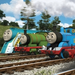 "Image for the Animation programme ""Thomas and Friends: Tale of the Brave"""