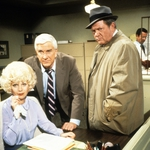 "Image for the Sitcom programme ""Police Squad"""