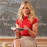"Image for the Film programme ""Bad Teacher"""