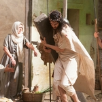 "Image for the History Documentary programme ""Mysteries of the Bible"""