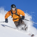 "Image for the Sport programme ""Alpine Skiing"""