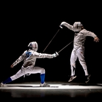 "Image for the Sport programme ""Fencing"""