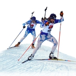 "Image for the Sport programme ""Biathlon"""