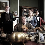 "Image for the Documentary programme ""Blandings"""