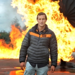 "Image for the Documentary programme ""Bear Grylls: Extreme Survival Caught on Camera"""