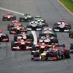 "Image for the Motoring programme ""F1: GP: Highlights"""