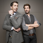 "Image for the DIY programme ""Property Brothers"""
