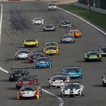 "Image for the Motoring programme ""Lamborghini Super Trofeo Highlights"""
