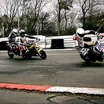 "Image for the Motoring programme ""British Minibikes Championship"""
