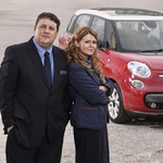 "Image for the Comedy programme ""Peter Kay's Car Share"""