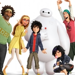 "Image for the Film programme ""Big Hero 6"""