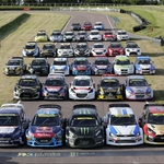 "Image for the Motoring programme ""FIA Rallycross World Championship Highlights"""