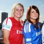 "Image for the Sport programme ""FA Women's Super League: A Day in the Life of..."""