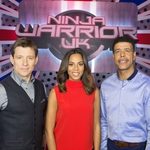 "Image for the Game Show programme ""Ninja Warrior UK"""