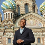 "Image for the Documentary programme ""Reggie Yates' Extreme Russia"""