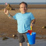 "Image for the Travel programme ""Weekend Escapes with Warwick Davis"""