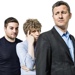 "Image for the Chat Show programme ""The Last Leg"""