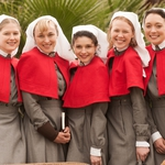 "Image for the Drama programme ""Anzac Girls"""