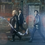 "Image for the Drama programme ""No Offence"""