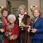 "Image for the Sitcom programme ""Golden Girls"""