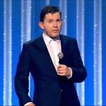 "Image for the Comedy programme ""Lee Evans Live at Her Majesty's Theatre"""