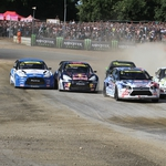 "Image for the Motoring programme ""FIA World Rallycross Champs"""