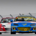 "Image for the Motoring programme ""BRSCC Mazda Supercup"""