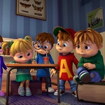 "Image for the Animation programme ""Alvinnn!!! And the Chipmunks"""