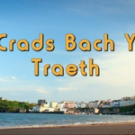 "Image for the Childrens programme ""Crads Bach y Traeth"""