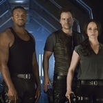 "Image for the Science Fiction Series programme ""Dark Matter"""