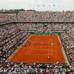 "Image for the Sport programme ""French Open 2015"""