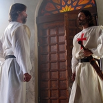 "Image for the Documentary programme ""Holy Grail Conspiracy: Secrets of the Knights Templar"""