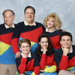 "Image for the Sitcom programme ""The Goldbergs"""