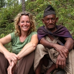 "Image for the Documentary programme ""Kate Humble: Living with Nomads"""