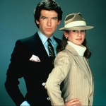 "Image for the Drama programme ""Remington Steele"""