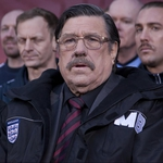 "Image for the Drama programme ""Mike Bassett: Manager"""